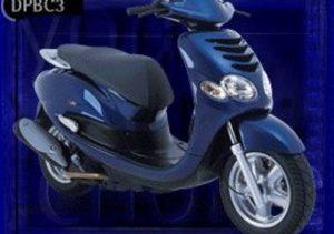 Pot echappement Yamaha Teo's 150