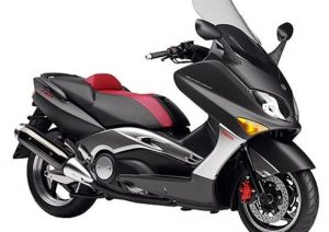 Pot echappement Yamaha T-Max 500 Black Max (2006 - 07)