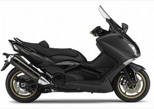 Pot echappement Yamaha T-Max Black Max 530 (2012 - 14)
