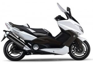Pot echappement Yamaha T-Max White Max 500 (2010 - 11)