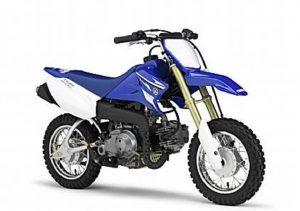 Pot echappement Yamaha TT R 50E (2006 - 08)