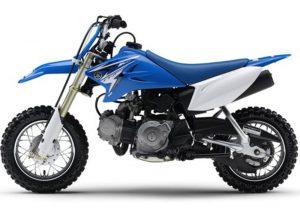 Pot echappement Yamaha TT R 50E (2009 - 11)