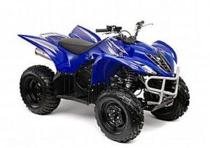 Pot echappement Yamaha Wolverine 350