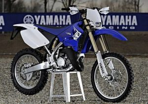 Pot echappement Yamaha WR 125 by Motorbyke (2013)
