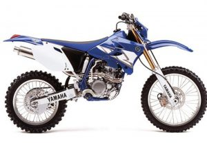 Pot echappement Yamaha WR 250 F (2003 - 04)