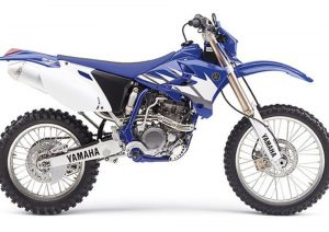 Pot echappement Yamaha WR 250 F (2005)