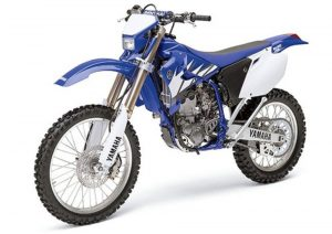 Pot echappement Yamaha WR 250 F (2006)