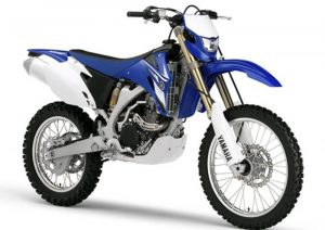 Pot echappement Yamaha WR 250 F (2008)