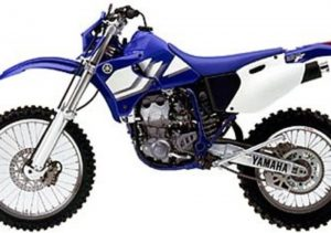 Pot echappement Yamaha WR 400 F