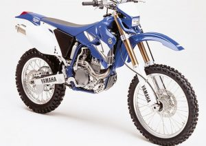 Pot echappement Yamaha WR 450 F (2004)