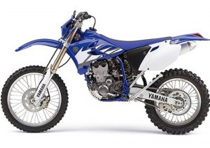 Pot echappement Yamaha WR 450 F (2005)
