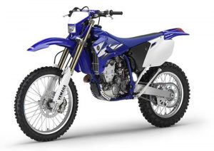 Pot echappement Yamaha WR 450 F (2006)