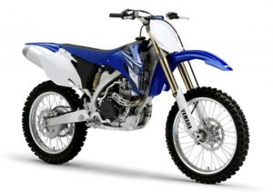 Pot echappement Yamaha WR 450 F (2008)