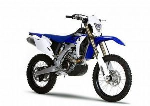 Pot echappement Yamaha WR 450 F (2012)