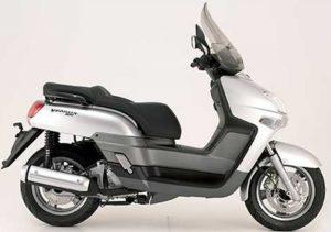 Pot echappement Yamaha XC 300 Versity