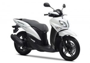 Pot echappement Yamaha Xenter 125 (2011 - 14)