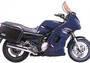 Pot echappement Yamaha XJ 900 GT (2000 - 02)