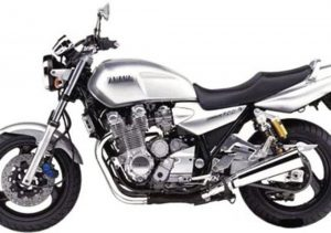 Pot echappement Yamaha XJR 1300 (1999 - 02)