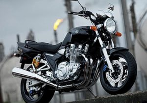Pot echappement Yamaha XJR 1300 (2002 - 06)
