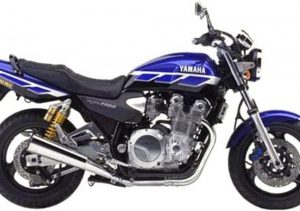 Pot echappement Yamaha XJR 1300 SP (1999 - 04)