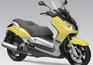 Pot echappement Yamaha X-Max 250 (2005 - 07)