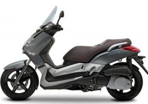 Pot echappement Yamaha X-Max 250 (2007 - 09)