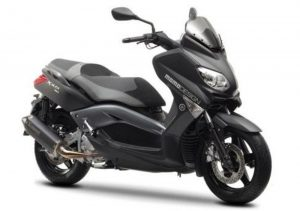 Pot echappement Yamaha X-Max 250 Momo Design (2011 - 13)