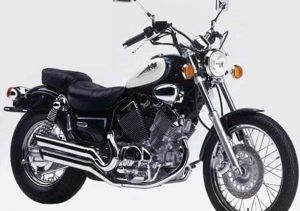 Pot echappement Yamaha XV 535 DX Virago (1998 - 04)