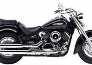 Pot echappement Yamaha XVS 1100 Drag Star A Classic (2000 - 06)