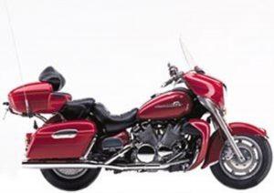 Pot echappement Yamaha XVZ 1300 Venture Star (2000 - 02)
