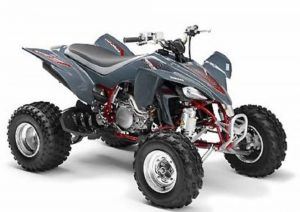Pot echappement Yamaha YFZ 450