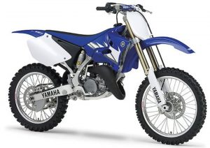 Pot echappement Yamaha YZ 125 (2005)
