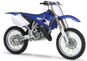 Pot echappement Yamaha YZ 125 (2005)