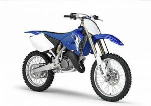 Pot echappement Yamaha YZ 125 (2007)