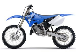 Pot echappement Yamaha YZ 125 (2009)