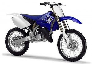 Pot echappement Yamaha YZ 125 (2013 - 14)