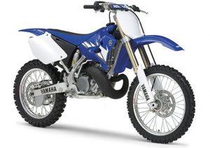 Pot echappement Yamaha YZ 250 (2005)