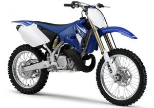 Pot echappement Yamaha YZ 250 (2008)