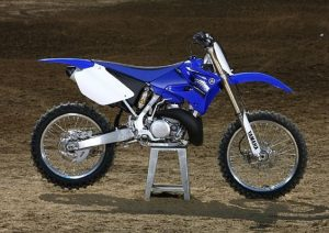 Pot echappement Yamaha YZ 250 (2012)