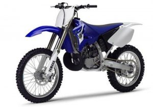 Pot echappement Yamaha YZ 250 (2014)