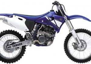 Pot echappement Yamaha YZ 250 F (2000 - 01)
