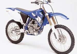 Pot echappement Yamaha YZ 250 F (2002 - 04)
