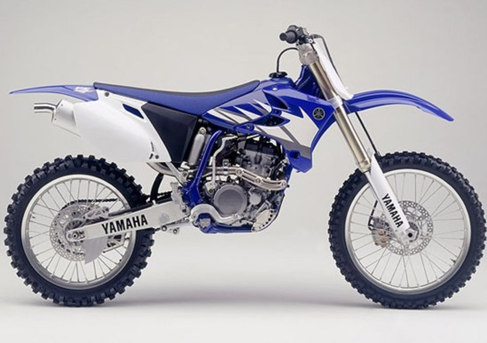 Yamaha YZ 250 F   Kaufen auf Ricardo