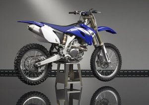Pot echappement Yamaha YZ 250 F (2006)
