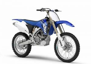 Pot echappement Yamaha YZ 250 F (2007)