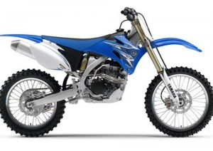 Pot echappement Yamaha YZ 250 F (2009)