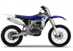 Pot echappement Yamaha YZ 250 F (2013)