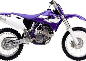 Pot echappement Yamaha YZ 400 F