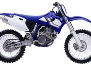 Pot echappement Yamaha YZ 426 F (2000 - 01)