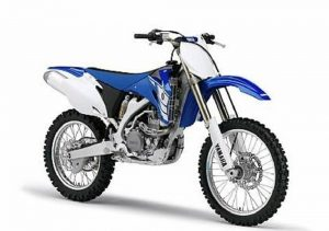 Pot echappement Yamaha YZ 450 F (2007)